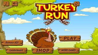 Turkey Run : Turbo Tom's Running from Pilgrim & Indian