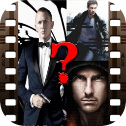 Movie Quiz - Action Game Edition