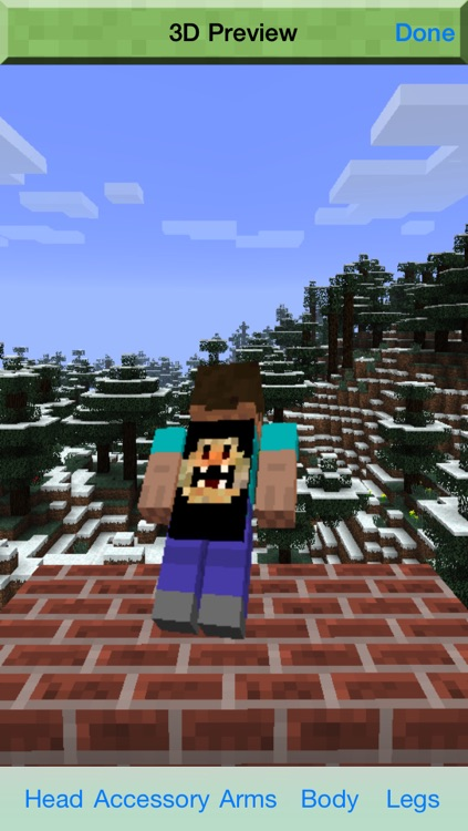 Cape Creator Pro Editor for Minecraft Game Textures Skin screenshot-3