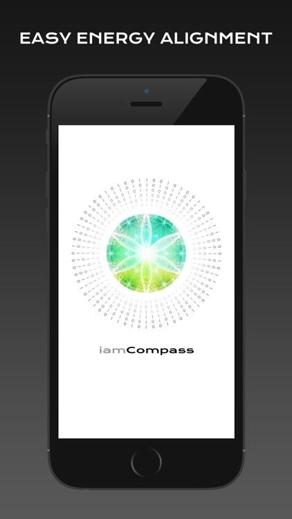 iamCompass : Chakra iChing Intuitive Healing Affirmations