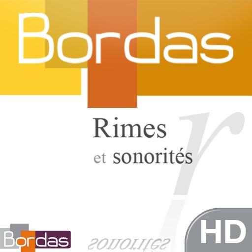 BORDAS Dictionnaire des Rimes et sonorités HD