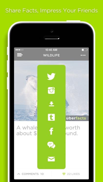UberFacts - Free screenshot-4