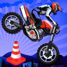 Acclive Motorbike Jumps Free - GTI Motorcycle Turbo Moto Game