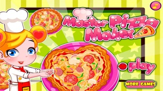 Master Pizza Maker - cooking game