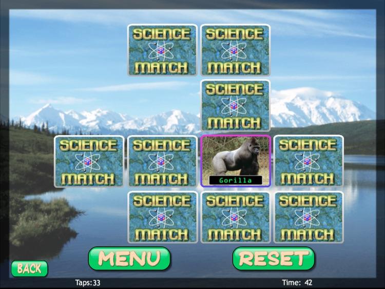 Science Match Animals screenshot-3