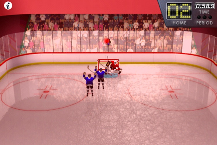 Slapshot Frenzy™ Ice Hockey Free