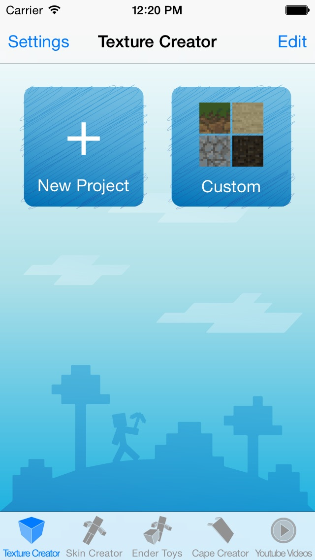 Texture Creator Pro Editor For Minecraft Pc Game Textures Skin review screenshots