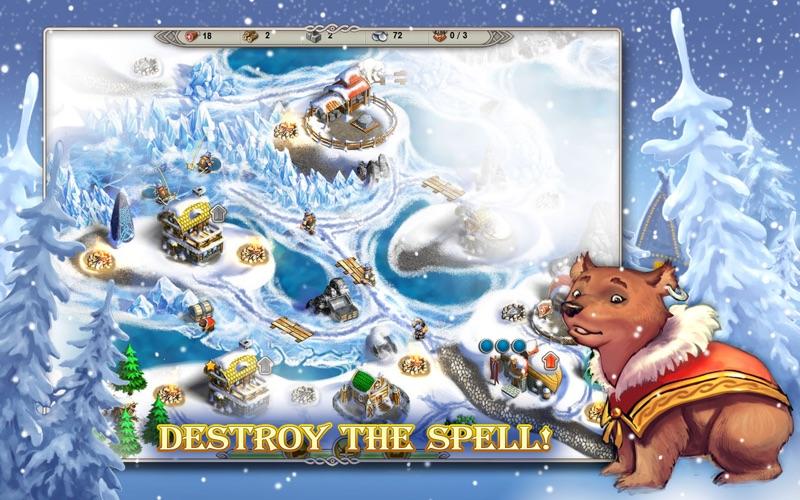 Viking Saga The Cursed Ring (Free) screenshot 3