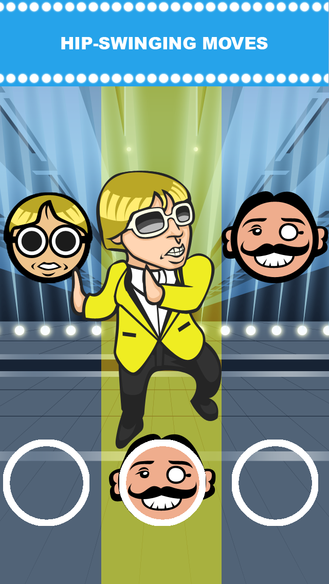 A Gentleman Style Dance Hype: Free Gangnam Music Gameのおすすめ画像4