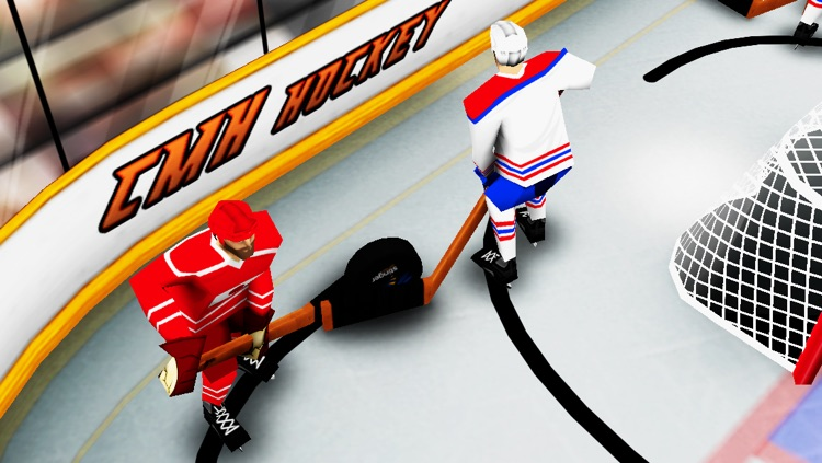 Stinger Table Hockey screenshot-4