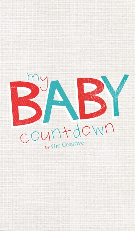 My Baby Countdown screenshot-1