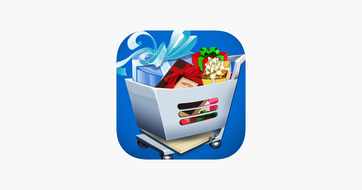 "App Store 上的""Xmas Shopping Cart"""