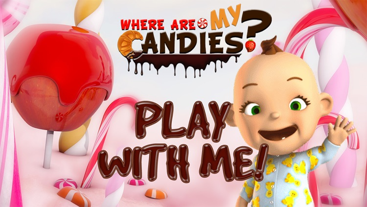 Where are my candies