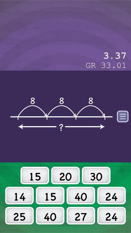 Math Slide: multiplication & division screenshot-3