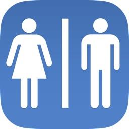 Public Toilets In Paris Offline