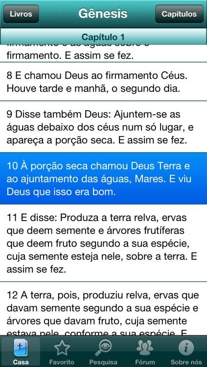 The Portuguese Bible Offline screenshot-3