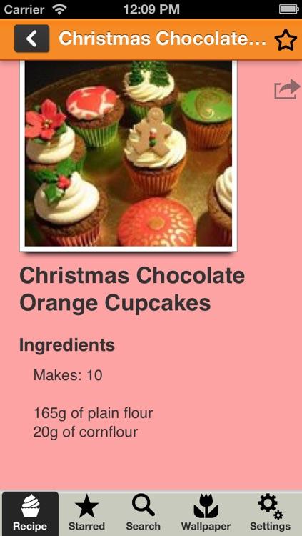 Party Cupcake Recipes 1000+ screenshot-4
