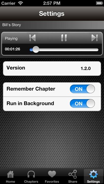 A.A. Big Book Audio screenshot-4