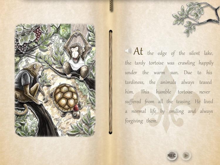 The Tortoise and The Rabbit. screenshot-3