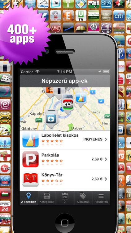 Magyar Apps - Hungarian Apps screenshot-0