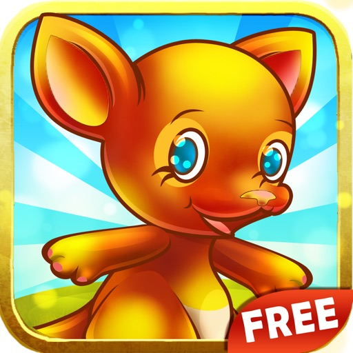 Tiny Animal Surfers: My Pet Zoo Racing Escape Free