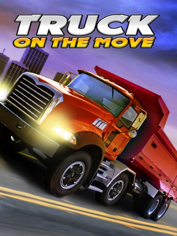 Truck on the Move: Best 3D Free Driving Challenge Game