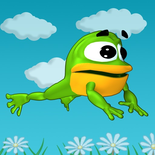 Fly Frog Fly Free icon