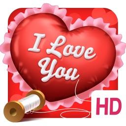 Valentinx - Make beautiful Valentine cards!