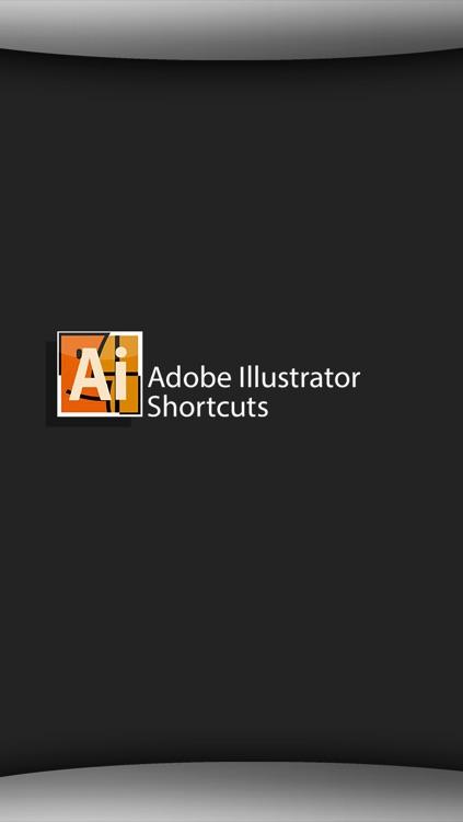 Shortcuts for illustrator