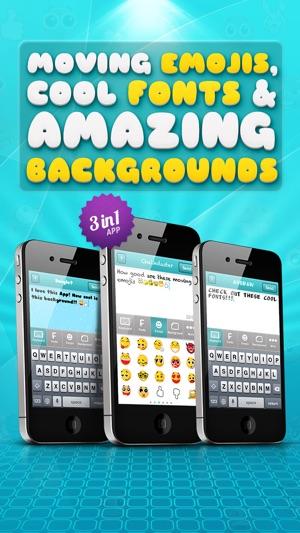 Cool Texts Cool Fonts Emoji 2 Stickers Color Keyboard Symbols
