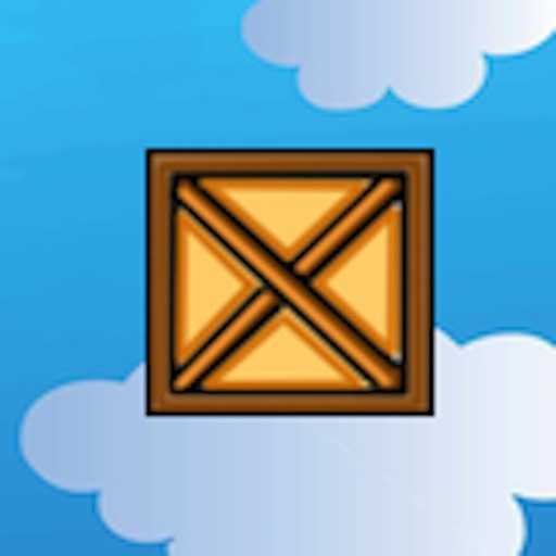 Jumpy Box: Cloudy Sky Fly