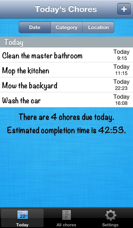 Chore Buddy - manage your household chores