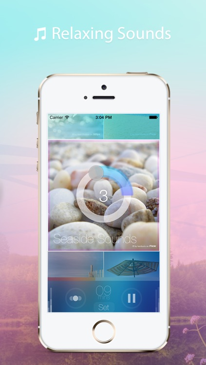 Relaxia Free: Sleep aid, Relaxation, Meditation Yoga, Ambient Soundscapes inspired by Nature