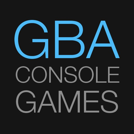GBA Console & Games Wiki App Data & Review - Games