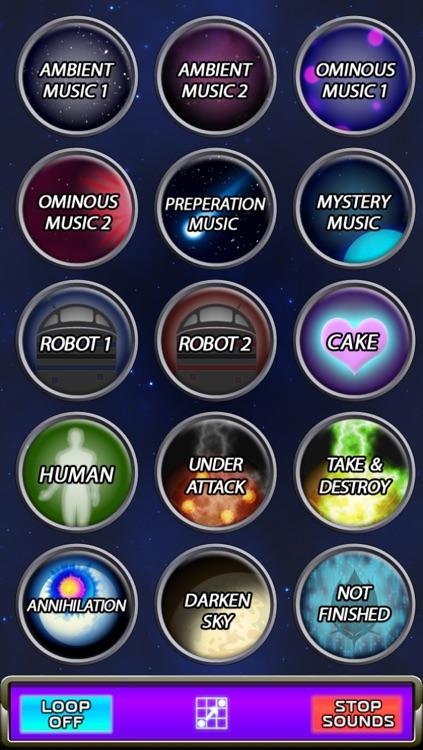 Sci Fi Button Box - 75 SFX!