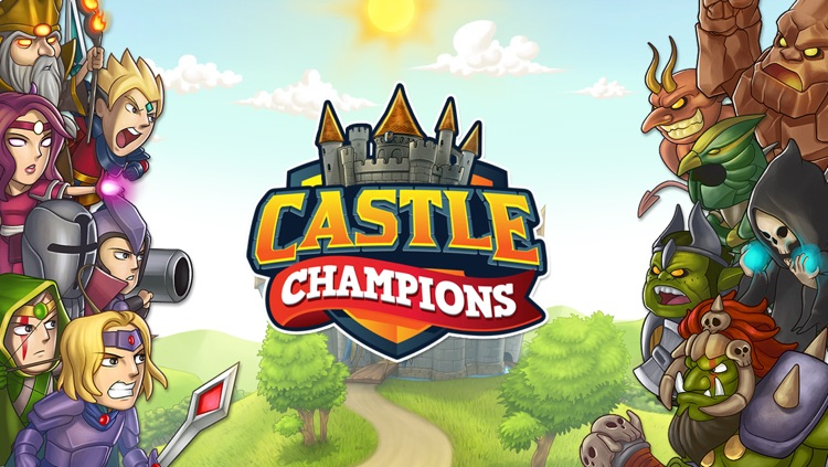 Castle Champions screenshot-4