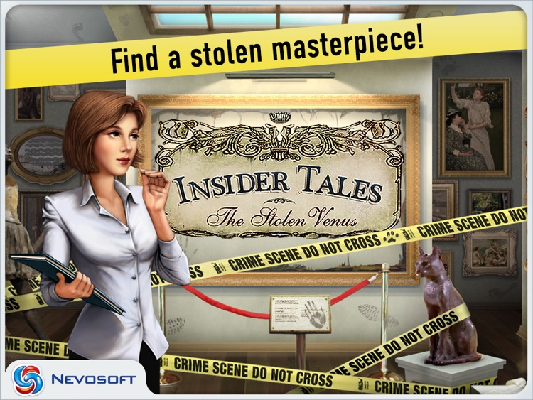 Insider Tales: The Stolen Venus HD Lite