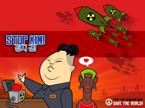Screenshot #1 for Stop Kim!
