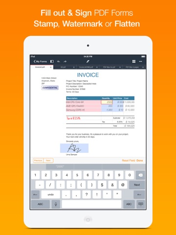 PDF Max for SECTOR - Read, Annotate, Sign, Fill out Forms & Edit PDFs | App  Price Drops