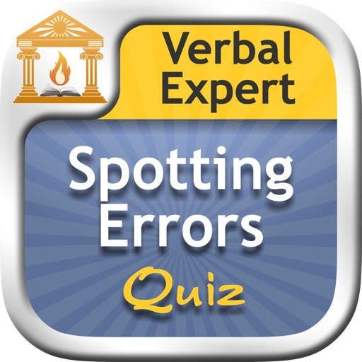 Verbal Expert : Spotting Errors