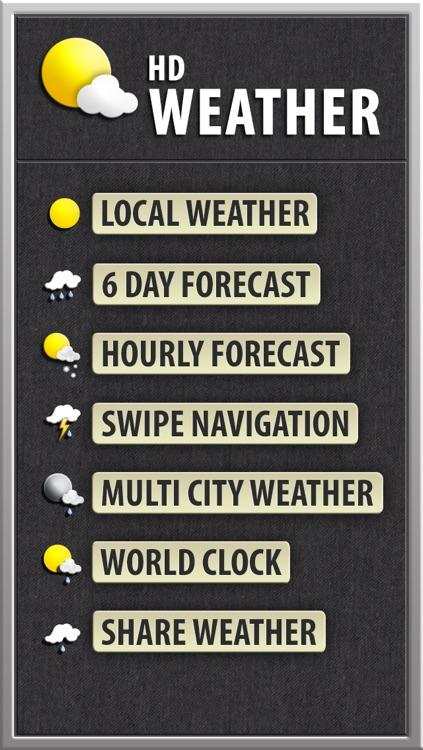 Weather> screenshot-4