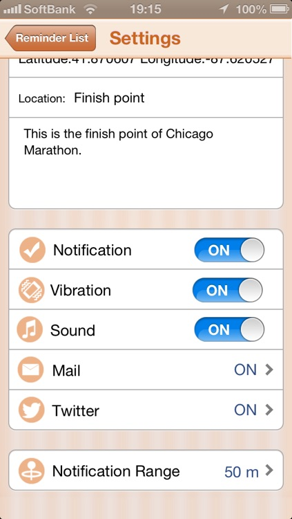 GPS-R for Chicago Marathon screenshot-3