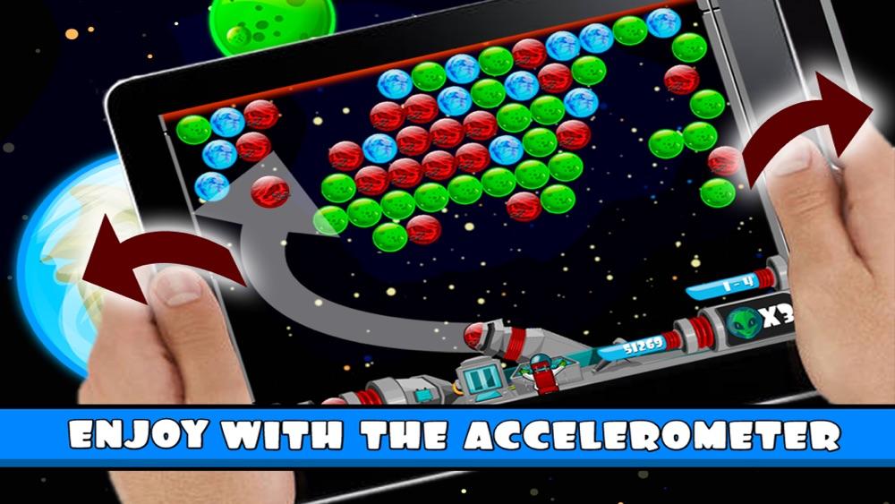 Bubble Planets – Blitz Bust balls Cheat Codes