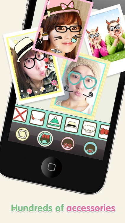 TOMOTO: Become cute in one second! (Free)