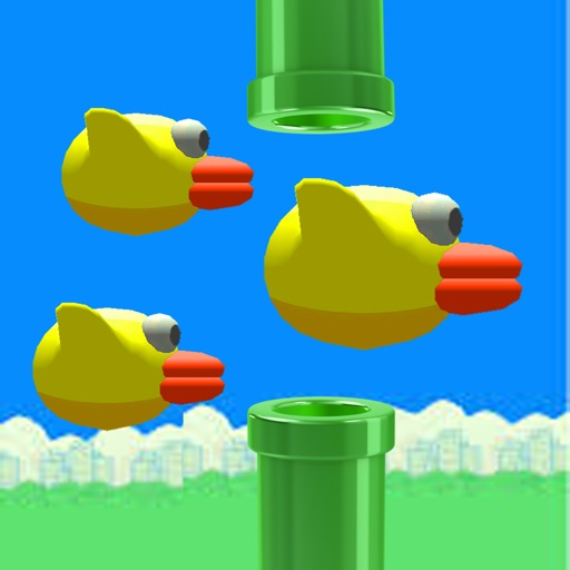 Flappy Hunter 3D