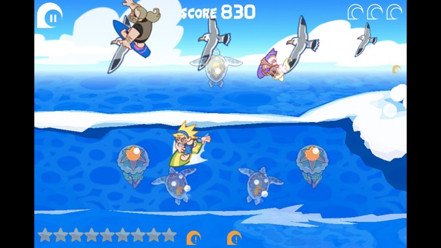 Party Wave Screenshot