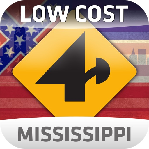 Nav4D Mississippi @ LOW COST