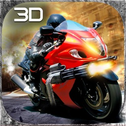 Motor Bike Rider Death Race 3D Free Game for Fun