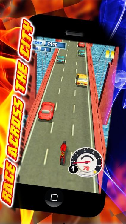 High Speed Moto : Nitro Motorbike Racing - from Panda Tap Games