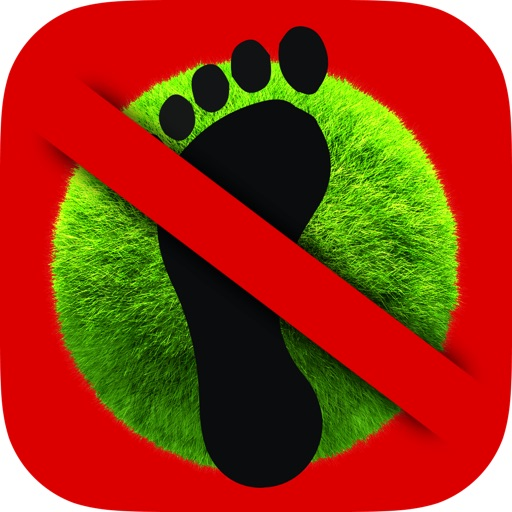 Don't Step on Grass icon